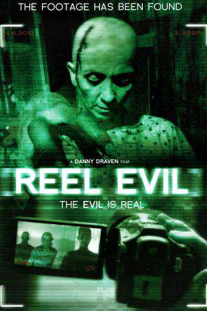 Reel Evil, Movie on DVD, Horror Movies, Action