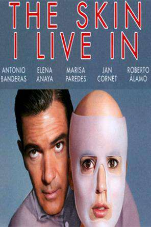 The Skin I Live In, Movie on DVD, Drama Movies, Special Interest Movies, Thriller & Suspense