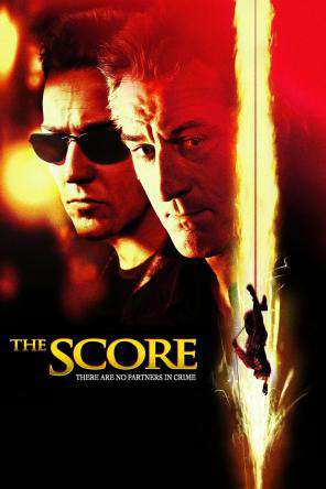 The Score, Movie on DVD, Action Movies, Suspense
