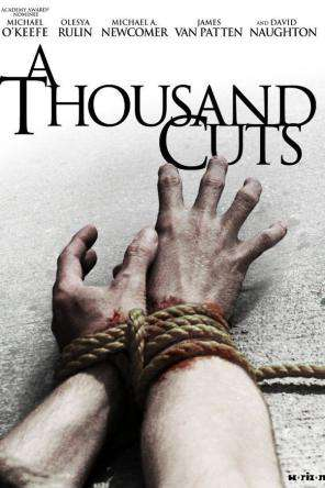 A Thousand Cuts, Movie on DVD, Horror Movies, Action