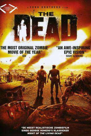The Dead, Movie on DVD, Action Movies, Horror