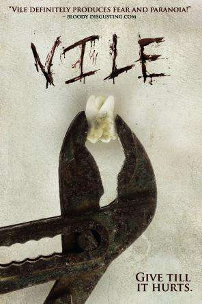 Vile, Movie on DVD, Horror Movies, Action