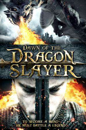Dawn of the Dragonslayer, Movie on DVD, Action Movies, Sci-Fi & Fantasy