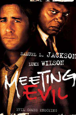 Meeting Evil, Movie on DVD, Action Movies, Suspense