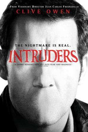 Intruders, Movie on DVD, Horror Movies, Suspense
