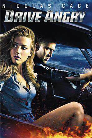 Drive Angry, Movie on DVD, Action