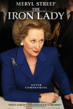 The Iron Lady, Movie on DVD, Drama