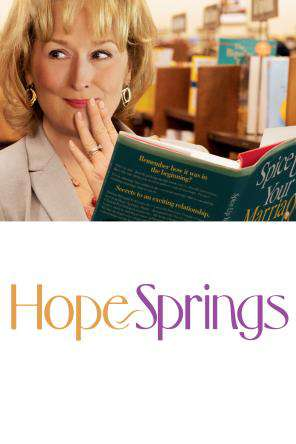 Hope Springs, Movie on DVD, Comedy
