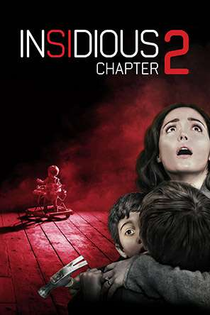 Insidious Chapter 2, Movie on DVD, Horror
