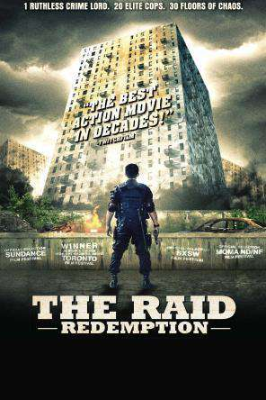 The Raid: Redemption, Movie on DVD, Action Movies, Special Interest