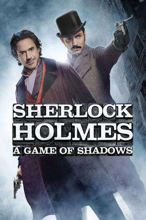 Sherlock Holmes: A Game of Shadows, Movie on DVD, Action Movies, Adventure Movies, Thriller & Suspense Movies, Drama