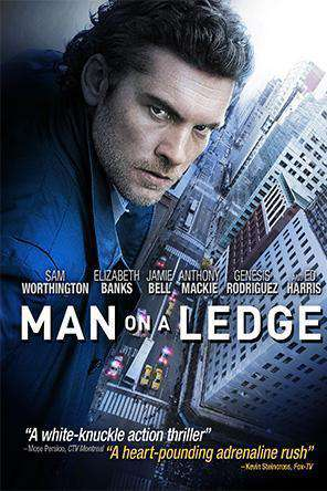 Man on a Ledge, Movie on DVD, Action Movies, Drama