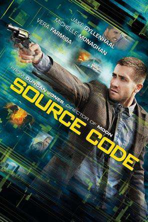 Source Code, Movie on DVD, Action Movies, Sci-Fi & Fantasy