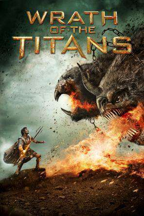 Wrath of the Titans, Movie on DVD, Action Movies, Adventure Movies, Sci-Fi & Fantasy