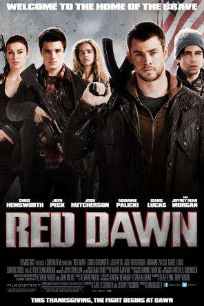 Red Dawn (2012), Movie on DVD, Action