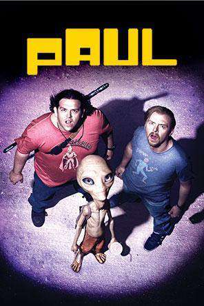 Paul, Movie on DVD, Comedy Movies, Sci-Fi & Fantasy