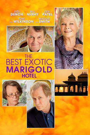 The Best Exotic Marigold Hotel, Movie on DVD, Drama