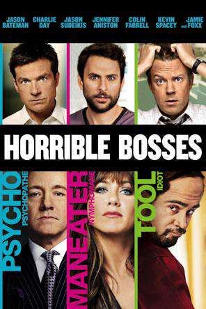 Horrible Bosses, Movie on DVD, Comedy