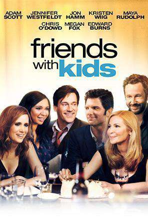 Friends with Kids, Movie on DVD, Drama