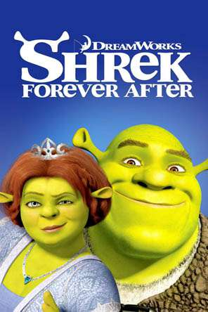 Shrek Forever After, Movie on DVD, Family Movies, Sequel