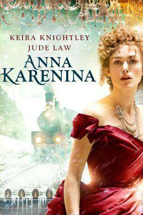 Anna Karenina, Movie on DVD, Drama