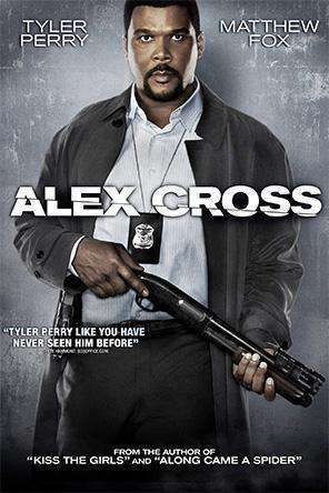 Alex Cross, Movie on DVD, Action Movies, Drama Movies, Thriller & Suspense