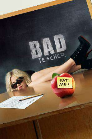 Bad Teacher, Movie on DVD, Comedy