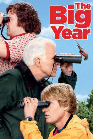 The Big Year, Movie on DVD, Comedy Movies, Special Interest Movies, Drama
