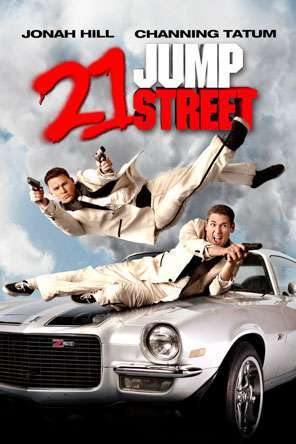 21 Jump Street, Movie on DVD, Action Movies, Comedy