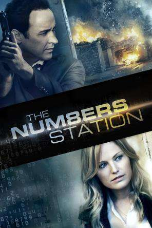 The Numbers Station, Movie on DVD, Action Movies, Adventure Movies, Horror Movies, Thriller & Suspense