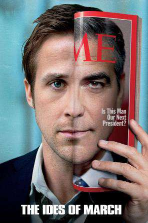 The Ides of March, Movie on DVD, Drama