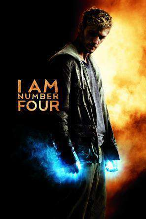 I Am Number Four, Movie on DVD, Action Movies, Sci-Fi & Fantasy Movies, Suspense
