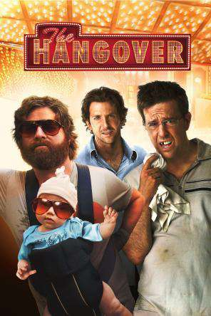 The Hangover, Movie on DVD, Comedy