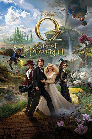 Oz the Great and Powerful, Movie on DVD, Action Movies, Family Movies, Adventure