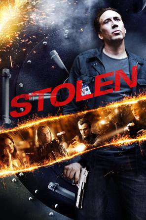 Stolen (2012), Movie on DVD, Action Movies, Thriller & Suspense