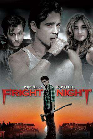 Fright Night (2011), Movie on DVD, Horror Movies, Action
