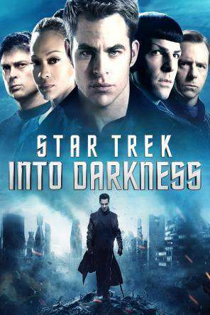 Star Trek Into Darkness, Movie on DVD, Action Movies, Adventure Movies, Sci-Fi & Fantasy