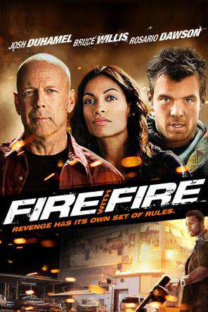 Fire With Fire, Movie on DVD, Action