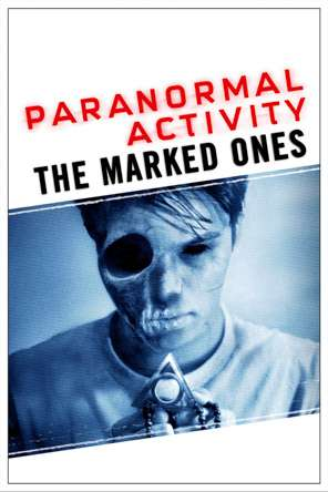 Paranormal Activity: The Marked Ones, Movie on DVD, Horror