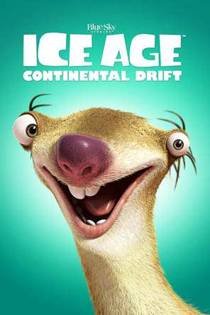 Ice Age: Continental Drift, Movie on DVD, Family