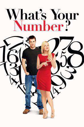 What's Your Number?, Movie on DVD, Comedy Movies, Romance