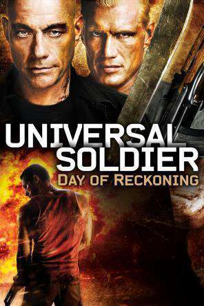 Universal Soldier: Day of Reckoning, Movie on DVD, Action Movies, Sci-Fi & Fantasy