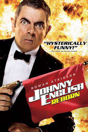 Johnny English Reborn, Movie on DVD, Comedy Movies, Suspense