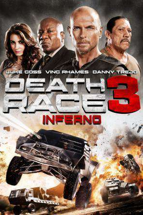 Death Race 3: Inferno, Movie on DVD, Action Movies, Thriller & Suspense