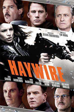 Haywire, Movie on DVD, Action Movies, Suspense