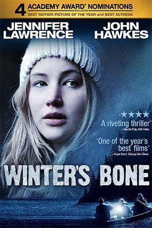 Winter's Bone, Movie on DVD, Drama Movies, Adaptation