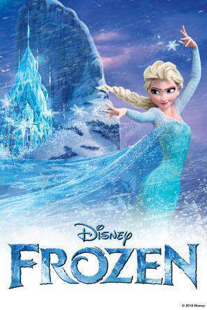 Frozen (2013), Movie on DVD, Family Movies, Kids