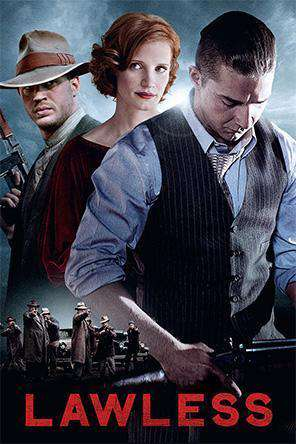 Lawless, Movie on DVD, Action Movies, Adaptation Movies, Historical Movies, Period