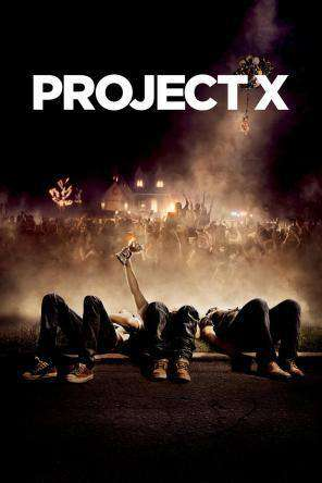 Project X (2011), Movie on DVD, Comedy