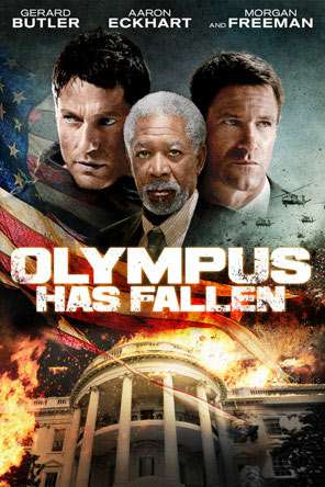 Olympus Has Fallen, Movie on DVD, Action Movies, Thriller & Suspense Movies, Thriller